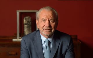 Lord Sugar reveals October return for The Apprentice