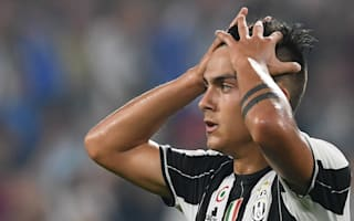 Dybala low on confidence