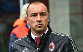 Brocchi hails battling AC Milan win