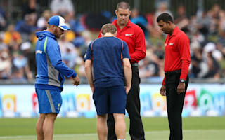 New Zealand-Australia ODI washed out