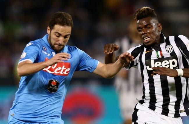 Damiani: Pogba or Higuain to settle Juventus v Napoli