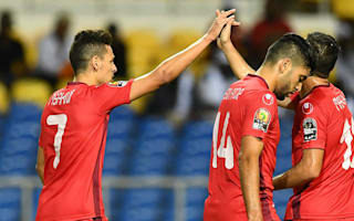 Zimbabwe 2 Tunisia 4: First-half glut seals progression