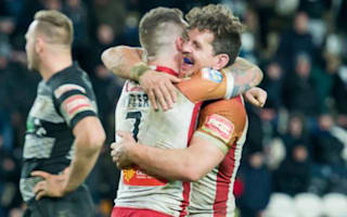 Walsh kicks Catalans to Hull victory