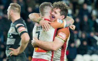 Walsh kicks Catalans to Hull victory