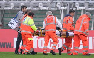 Juventus confirm Barzagli shoulder injury