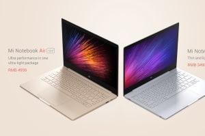 Mi Notebook Air: el portátil de Xiaomi ya está aquí