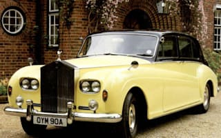 Ex-Queen Mother Rolls-Royce up for auction