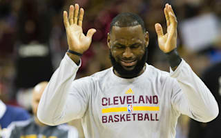 Cavs rest big three and suffer big loss, Warriors stay hot