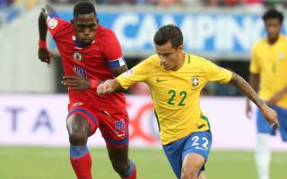 Dunga praises hat-trick hero Coutinho