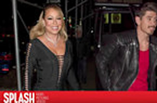 Mariah Carey Has Date Night with New Beau Bryan Tanaka