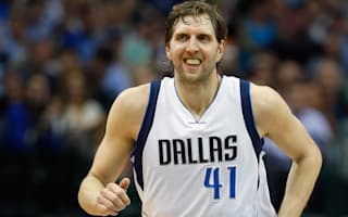 Nowitzki passes Shaquille O'Neal on NBA all-time scoring list