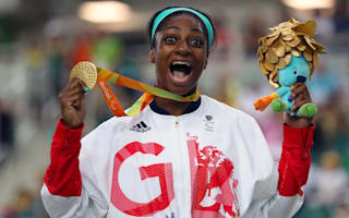 Kadeena Cox has sports funding cut after signing up for The Jump