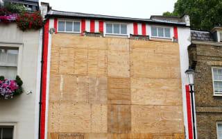 Owner of infamous Kensington striped house prepares for demolition