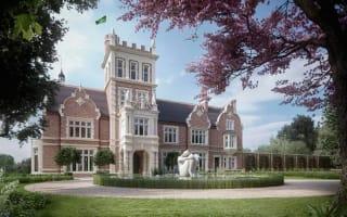 Billionaire's plans for £65 million derelict mansion approved