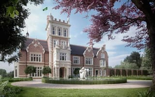 Billionaire's plans for £65 million derelict mansion approved