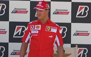 Michael Schumacher's family launch 'keep fighting' initiative