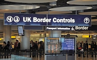 Immigration officers to get new £2.5m uniforms despite staff cuts