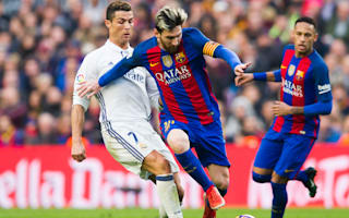 Puyol: Ronaldo an all-time great, but Messi better