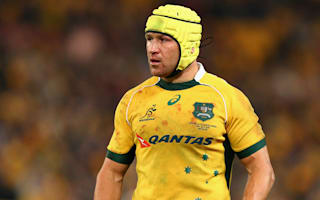 Giteau named in Wallabies training squad