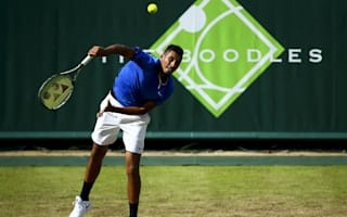 Kyrgios sees off Zverev at The Boodles