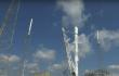 Y a la cuarta... se estrelló: SpaceX falla en un nuevo intento de aterrizaje sobre el mar