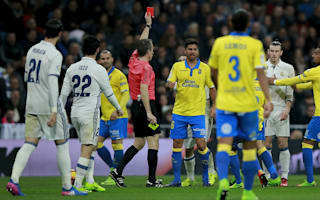 Real Madrid 3 Las Palmas 3: Ronaldo rescues point in Santiago Bernabeu thriller