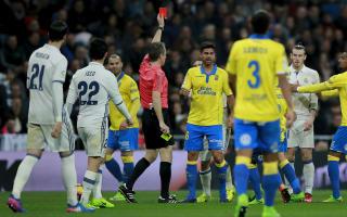 Real Madrid 3 Las Palmas 3: Ronaldo rescues point in Santiago Bernabeu thriller