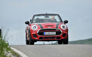 First Drive: MINI John Cooper Works Convertible