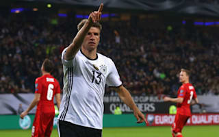 Germany could have won by more, claims Muller