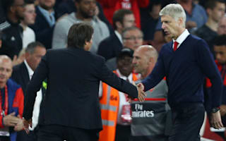 Don't forget Wenger's achievements - Conte