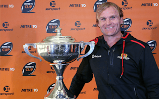 Robertson aims to defend Mitre 10 Cup in final Canterbury season