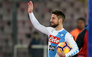 What you might have missed: Mertens on fire for Napoli, Siem de Jong haunts Ajax