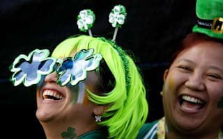 St Patrick's Day parades around the world