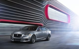 First drive: Jaguar XJR