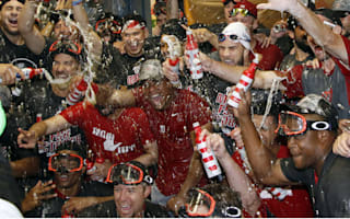 Nationals clinch third NL East title in five years