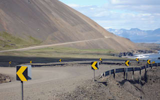 How to drive in Iceland