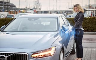 Volvo unveil keyless car technology