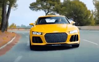 Audi Sport Quattro Concept makes video debut