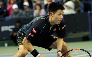 Nishikori confident of rankings breakthrough