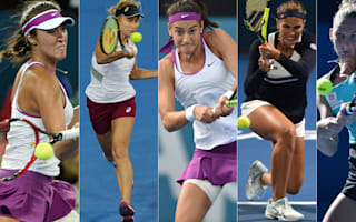 Australian Open: Who will be the breakout star of 2016 in the women's draw?