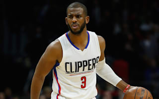 Clipper star Paul to miss 6-8 weeks with torn thumb ligament