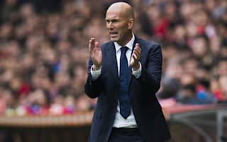 Physically, we're f****** great - Zidane feels Real Madrid are primed to claim LaLiga title