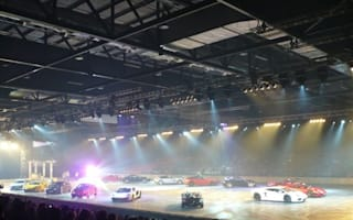 Top Gear Live: The highlights