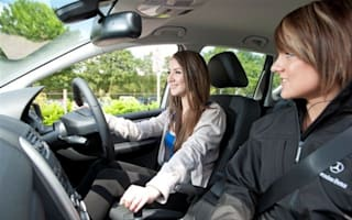 Motorists may be breaking the law with a learner in the driver's seat