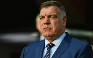 Allardyce arrives to 'complete talks' with Crystal Palace