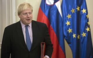 Public 'lacking trust in Boris Johnson, David Davis and Liam Fox over Brexit'