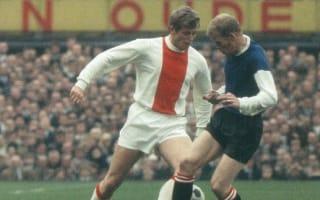 Ajax icon Piet Keizer dies, aged 73