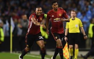 Rashford will get even better, warns Lingard