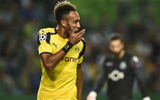 Dortmund injury woes worsen with Aubameyang