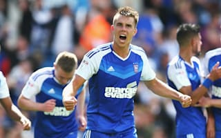 Norwich City 1 Ipswich Town 1: Knudsen and Bialkowski frustrate Neil's men